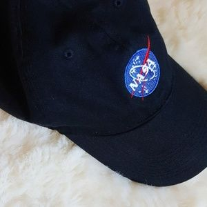 PacSun Accessories - PRICE DROP!! NASA Logo Dad Hat 22e0b4555b9